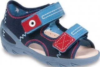 Dětská obuv 065X112 26-30sunny empty 97448d091e